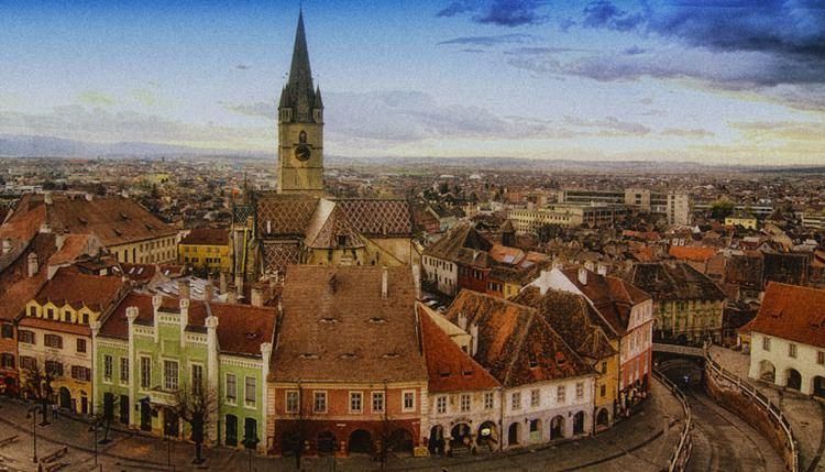 Sibiu Beautiful Landscapes of Sibiu