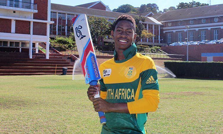 Sibonelo Makhanya One on One with SA U19 Baby Proteas Captain Sibonelo Makhanya