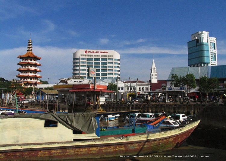 Sibu in the past, History of Sibu