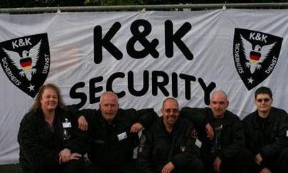 Sicherheitsdienst Wir ber uns KampK