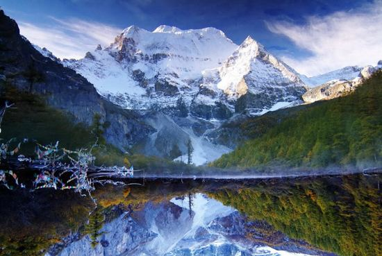 Sichuan Tourist places in Sichuan