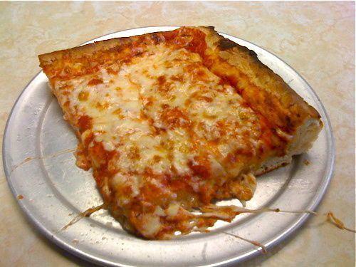 Sicilian pizza Scott39s Pizza Chronicles Sicilian Pizza vs Pizza in Sicily