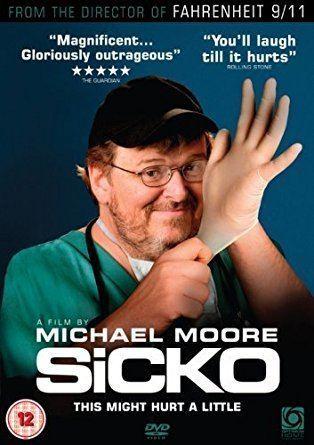Sicko Sicko DVD 2007 Amazoncouk Michael Moore Meghan OHara DVD