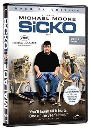 Sicko Amazoncom Sicko Special Edition Michael Moore Movies TV