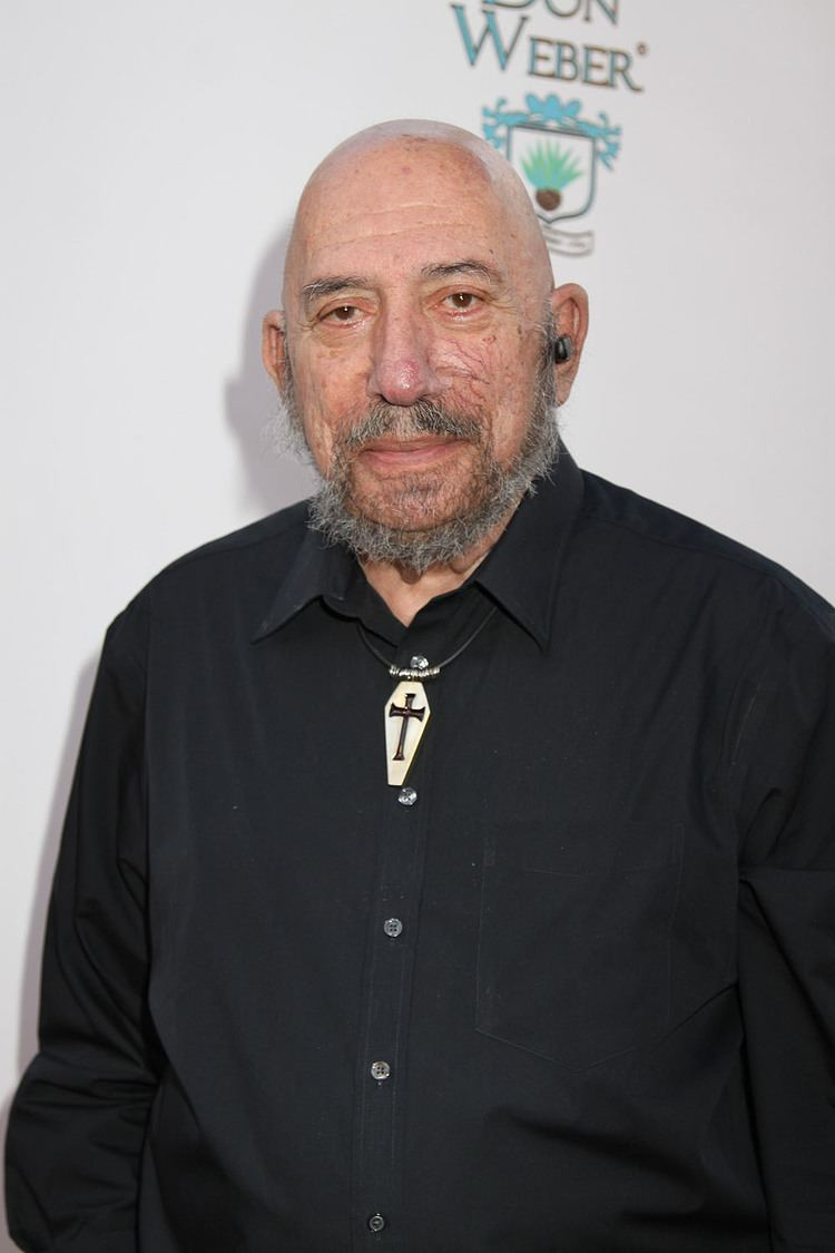 Sid Haig Sid Haig at the Red Carpet Premiere of HATCHET III 2013