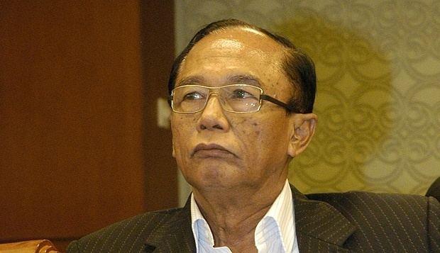 Sidarto Danusubroto Sidarto Danusubroto Ketua MPR Disumpah Senin Tempo Nasional