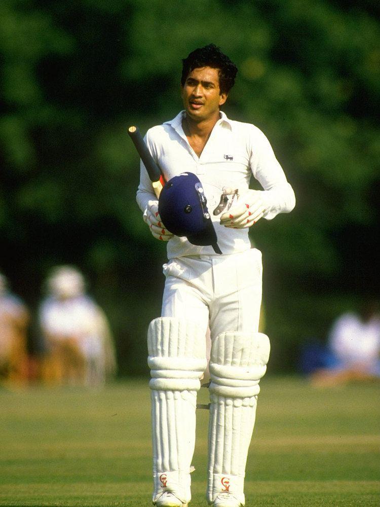 Sidath Wettimuny (Cricketer)