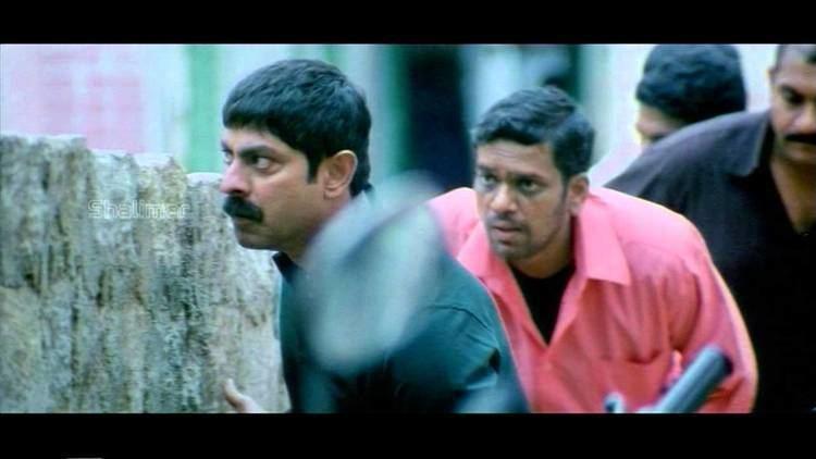 Siddham (film) movie scenes Siddham Movie Subbaraju jagapathi babu Team Encounter Action Scene
