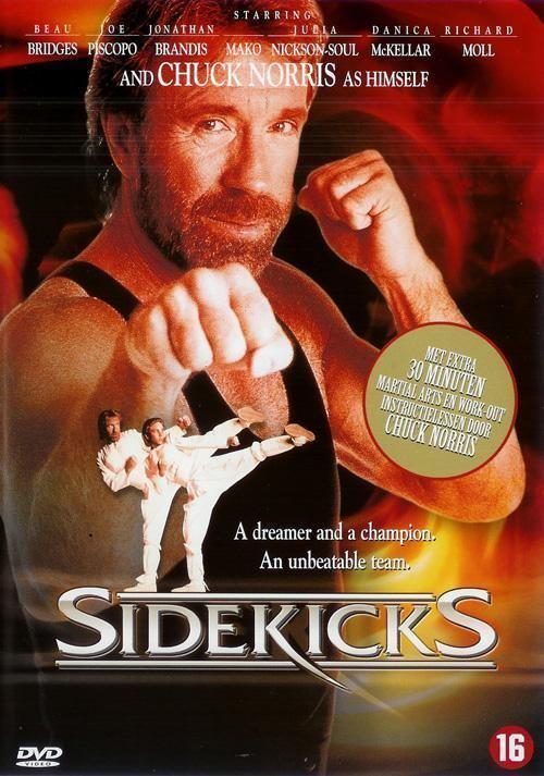 Sidekicks (1992 film) Sidekicks 1992 Review The Action Elite