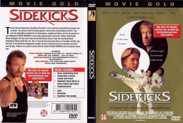 Sidekicks (1992 film) Watch Sidekicks 1992 Full Online Free On watchmovieme
