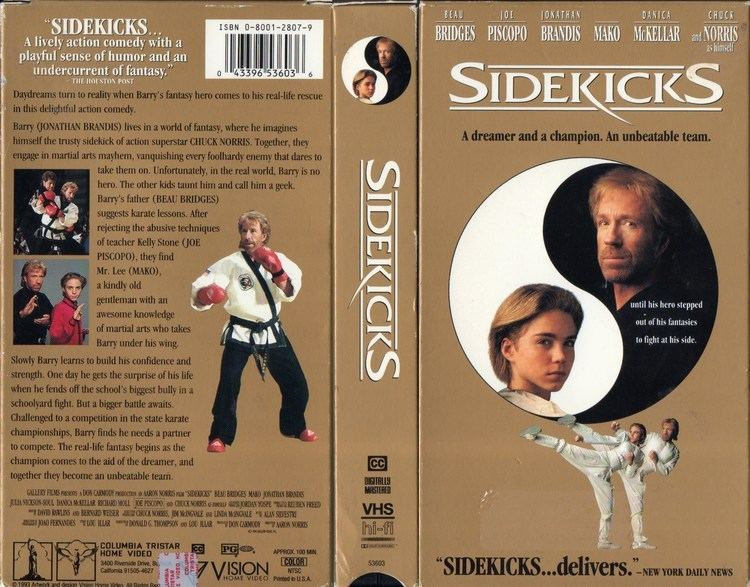 Sidekicks (1992 film) Sidekicks1992 Movie Review YouTube