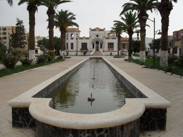 Sidi Bel Abbes in the past, History of Sidi Bel Abbes