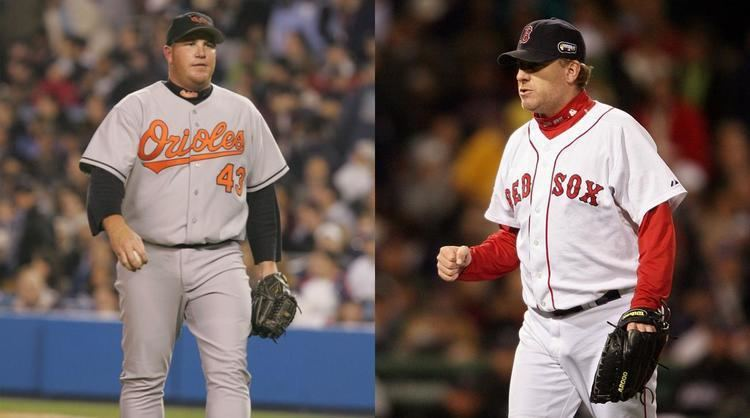 Sidney Ponson Curt Schilling argues on Twitter with fake Sidney Ponson SIcom
