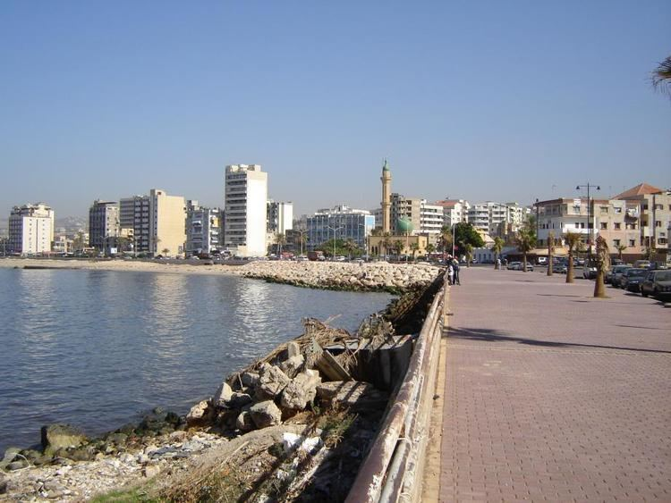 Sidon in the past, History of Sidon