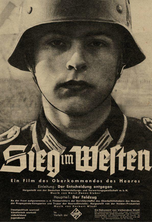 Sieg im Westen Victory in the West 1941