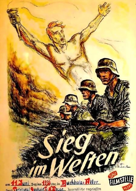 Sieg im Westen RAREFILMSANDMORECOM SIEG IM WESTEN VICTORY IN THE WEST 1940