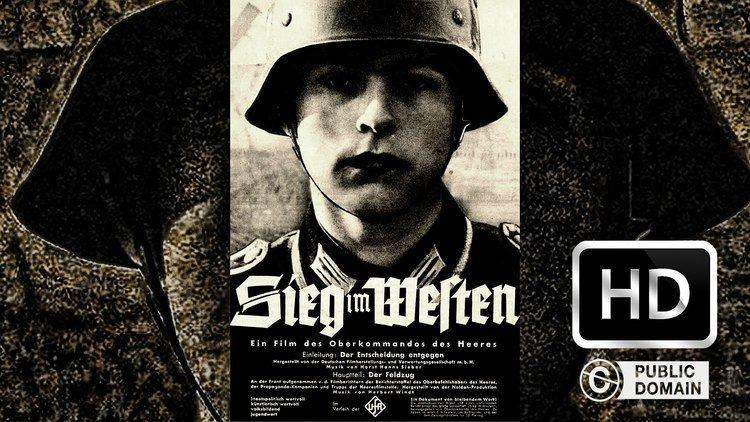 Sieg im Westen Sieg im Westen 1941 Full Movie HD 1080p YouTube