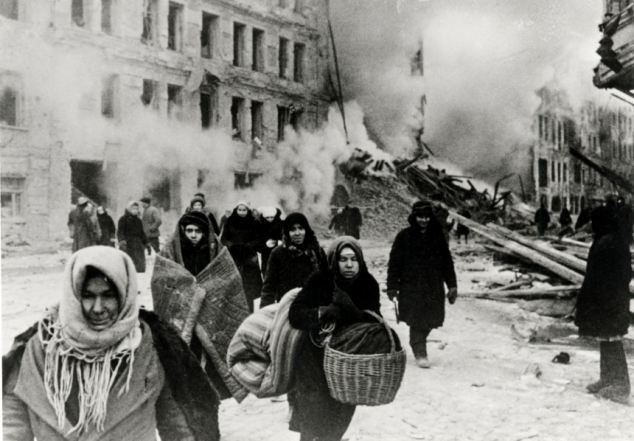 Siege of Leningrad Activities on The Siege of Leningrad Voices Education Project
