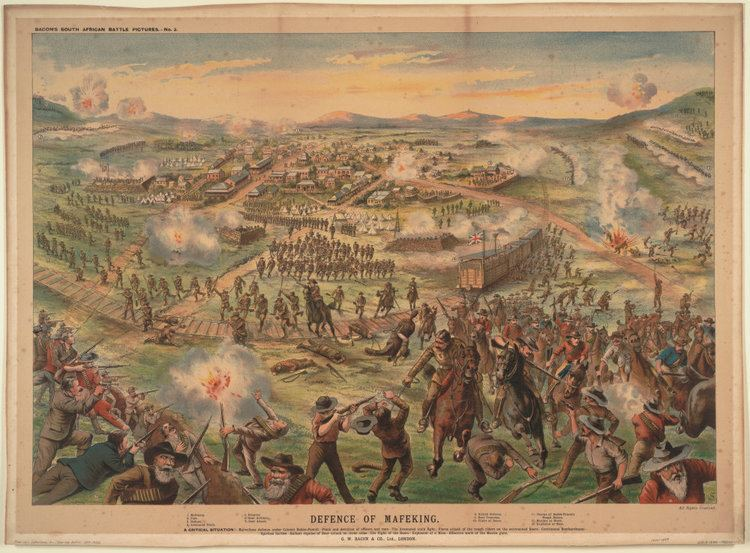 Siege of Mafeking Chapter TwentyFour The Siege of Mafeking