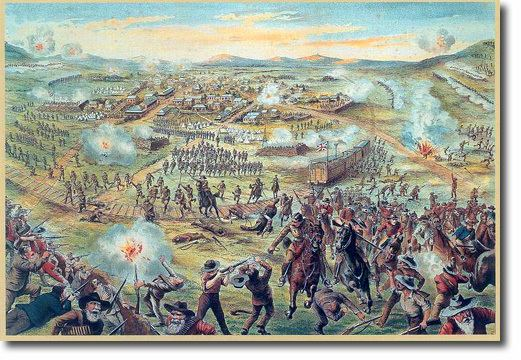 Siege of Mafeking Bechuanaland Mafeking