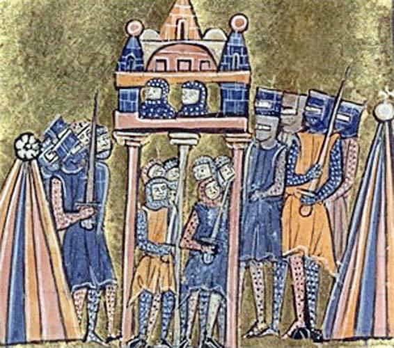 Siege of Nicaea Today in History 19 June 1097 Siege of Nicaea City Surrenders to