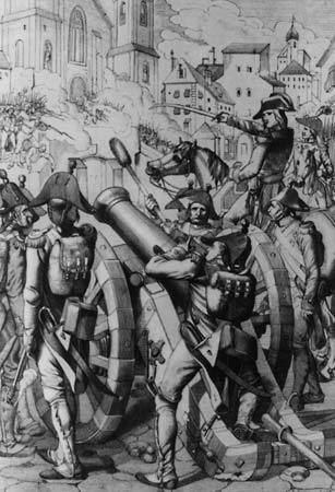 Siege of Toulon Siege of Toulon French history Britannicacom