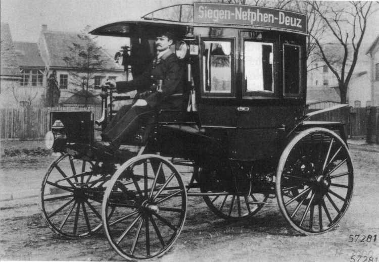 Siegen in the past, History of Siegen