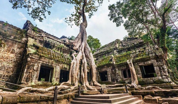 Siem Reap Angkor Wat Cambodia Private Tours Scott Dunn
