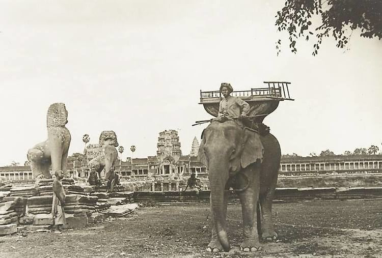Siem Reap in the past, History of Siem Reap