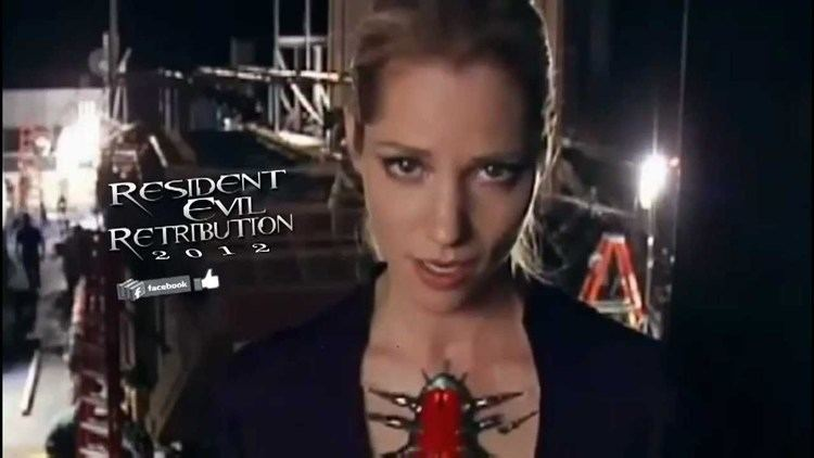 Sienna Guillory Resident Evil Retribution Sienna Guillory YouTube