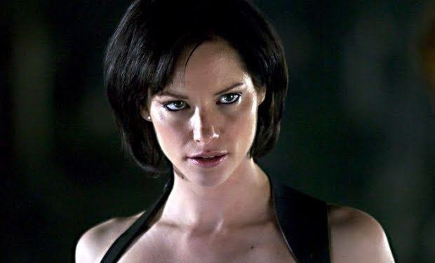 Sienna Guillory Sienna Guillory RESIDENT EVIL 5 RETRIBUTION Interview Collider