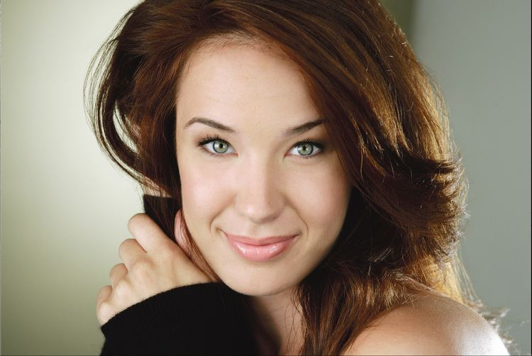 Sierra Boggess Sierra Boggess Special Appearance at the 2015 WP Gala