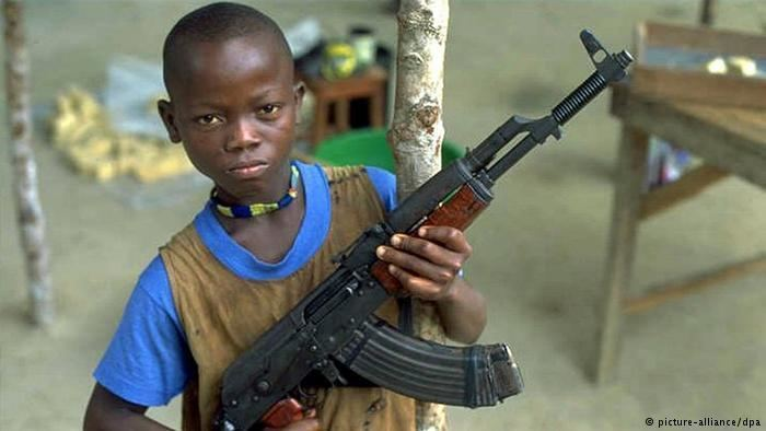 Sierra Leone Civil War Sierra Leone survivor loses hands but not hope Globalization DW