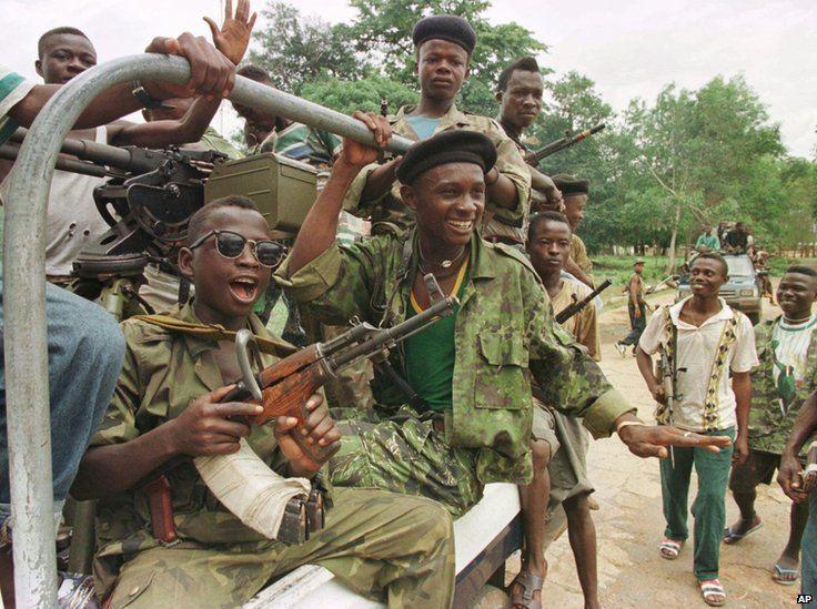 Sierra Leone Civil War httpssmediacacheak0pinimgcomoriginalsf8