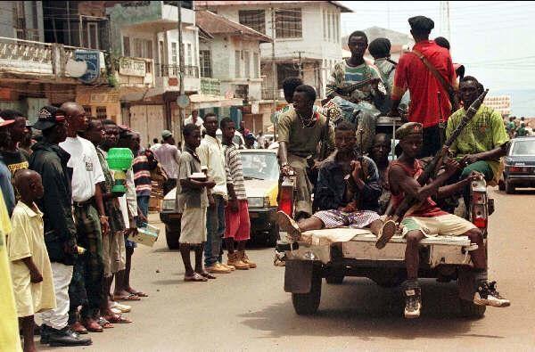 Sierra Leone Civil War The Armed Conflict in Sierra Leone Human Rights Watch