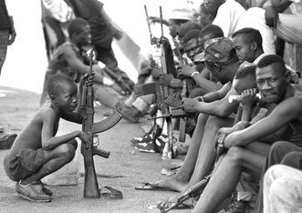 Sierra Leone Civil War History Hands for Africa