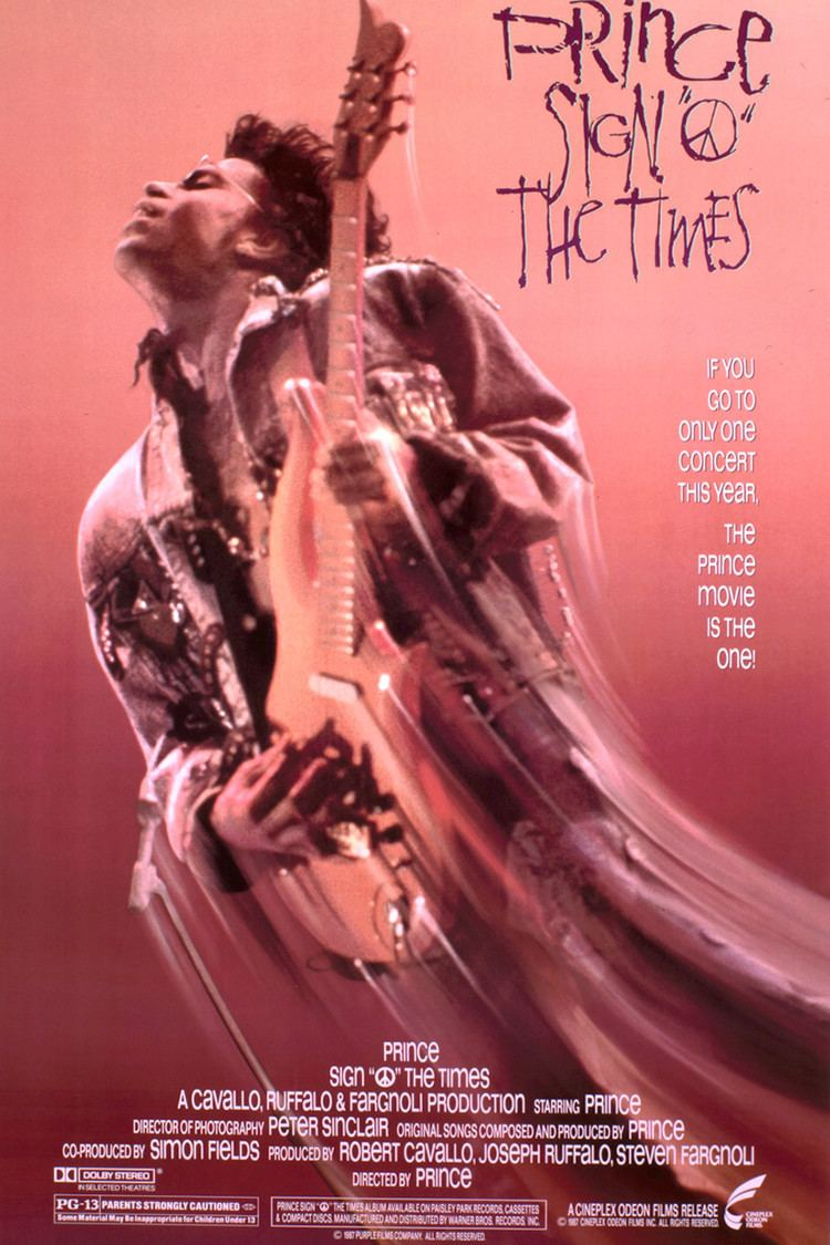 Sign o' the Times (film) wwwgstaticcomtvthumbmovieposters49540p49540