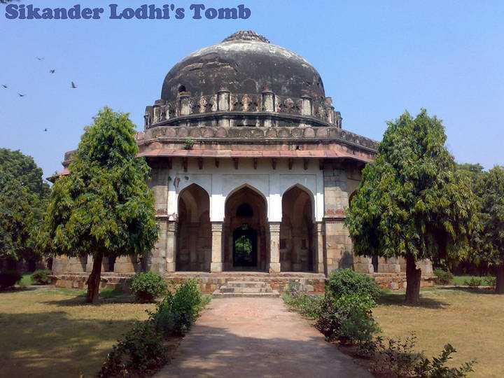 Sikandar Lodi Sultans of Dehli D0706 Sikandar Lodhi Tanka of 80 rati