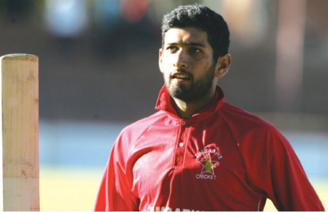 Sikandar Raza Zim cricket team in winning start The Chronicle