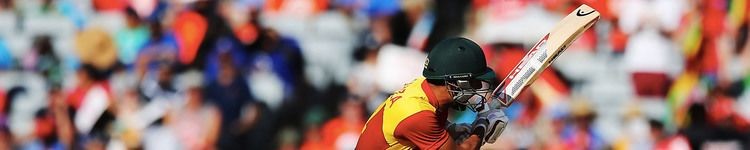 Sikandar Raza Zimbabwe Cricket Teams ICC Cricket World Cup 2015