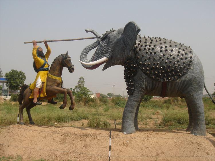 Sikh Rajputs