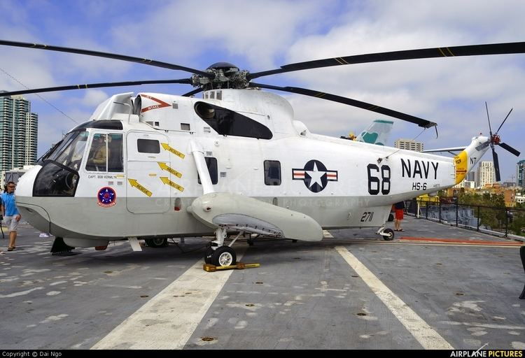 Sikorsky SH-3 Sea King Sikorsky SH3 Sea King Photos AirplanePicturesnet
