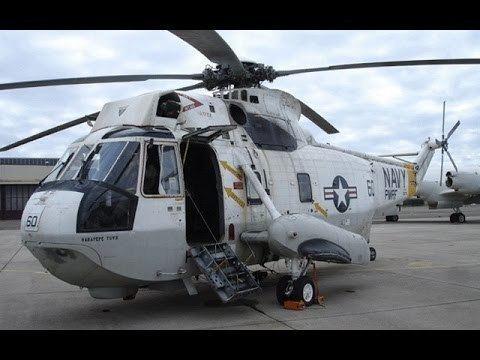 Sikorsky SH-3 Sea King Sikorsky SH3 Sea King ASW amp SAR YouTube