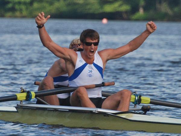 Silas Stafford Former SRHS star Silas Stafford qualifies for Olympics