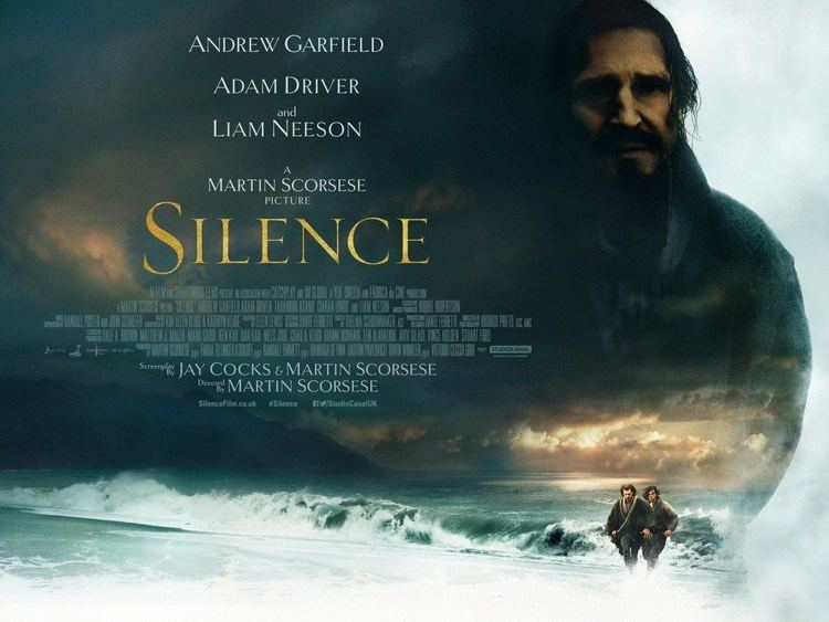 Silence (2016 film) LuxDoc 1st LuxDoc Movie Club Silence 2016