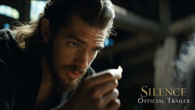 Silence (2016 film) Silence Official Trailer 2016 Paramount Pictures YouTube