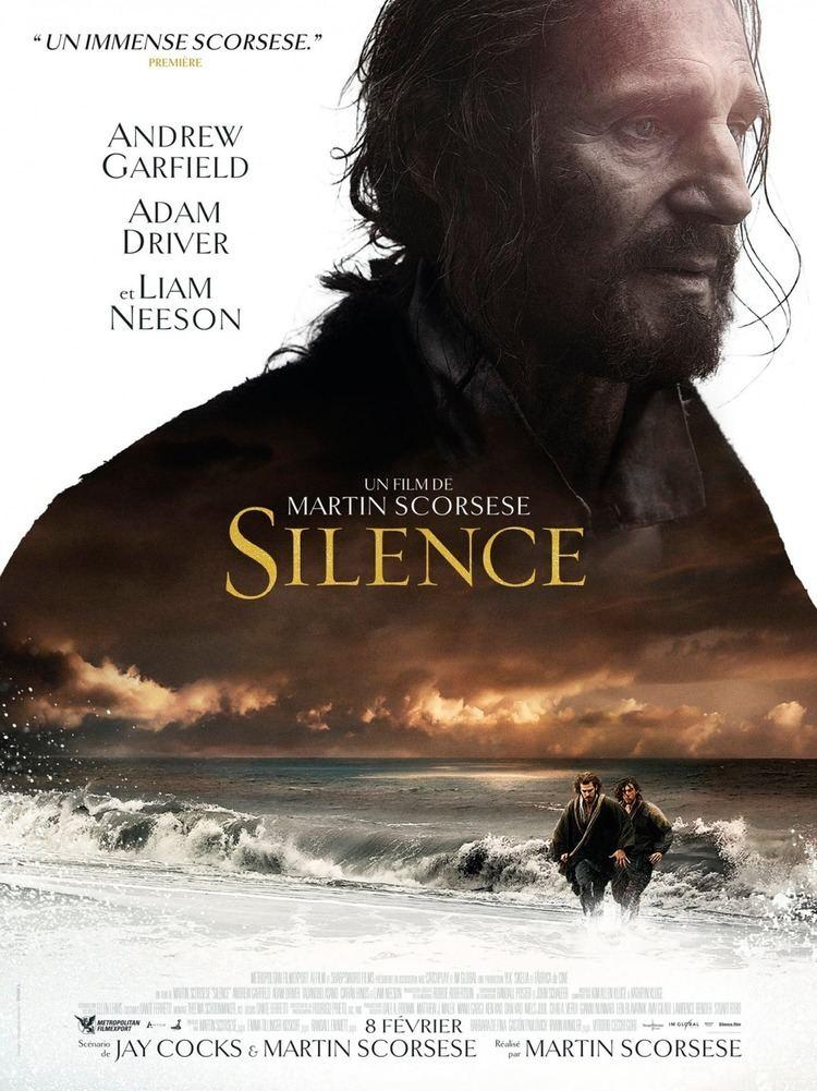Silence (2016 film) Silence Movie Poster 4 of 4 IMP Awards