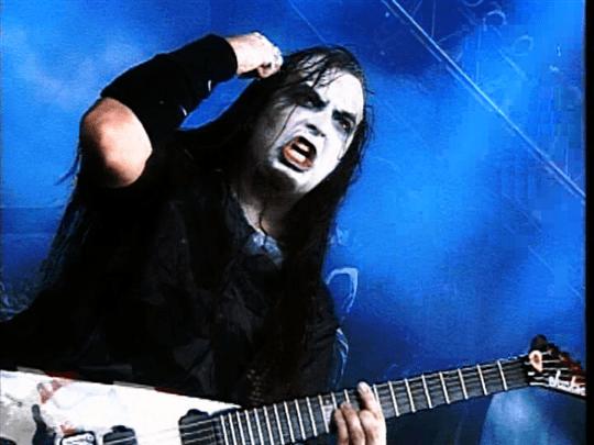 Silenoz MetalRulescom News Interviews Concert Reviews Dimmu