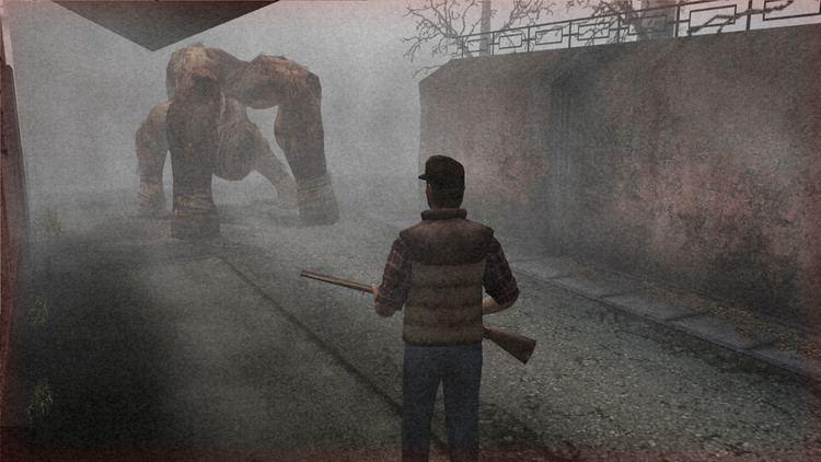Silent Hill Silent Hill Origins USA EnFrDeEsIt ISO lt PS2 ISOs Emuparadise