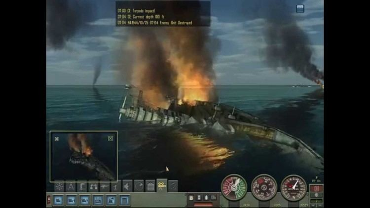 Silent Hunter 4: Wolves of the Pacific lets play silent hunter 4 wolves of the pacific battle of the samar